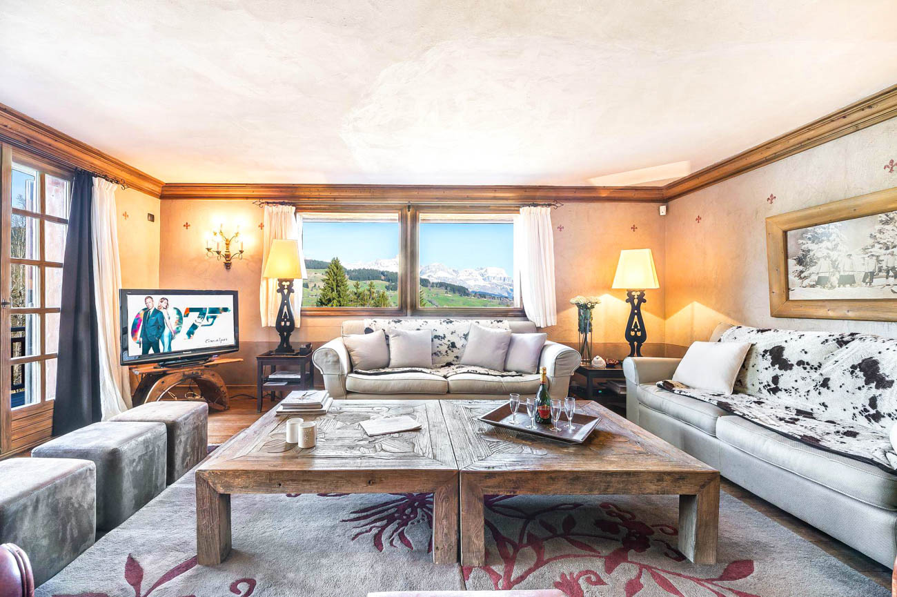 Megeve luxury catered chalets Megeve
