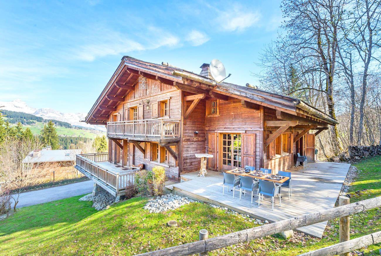 Vacances idéale à Megève Abbi