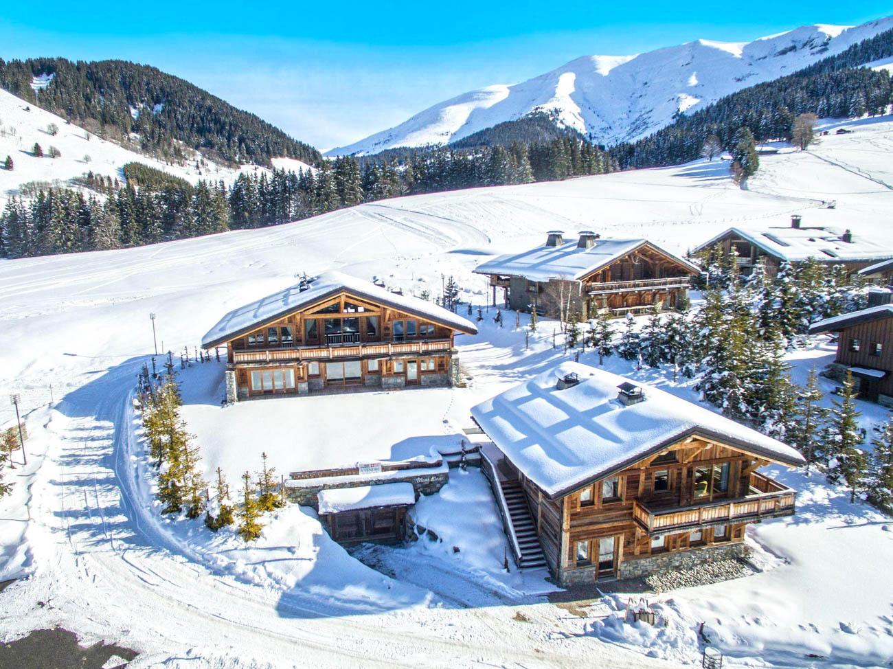 Megeve luxury chalets Adan
