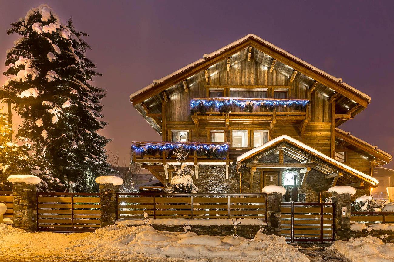 Catered luxury ski chalet Megeve Megeve