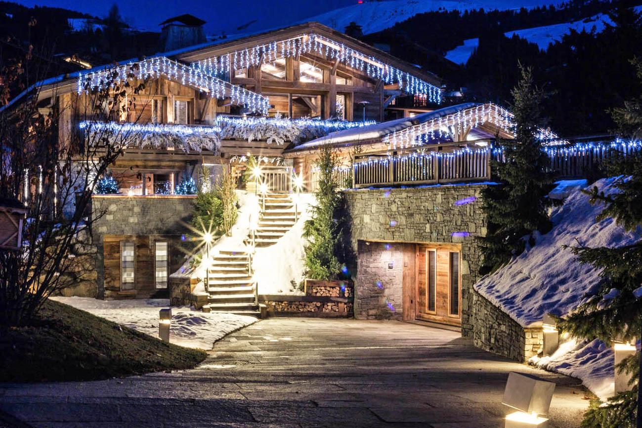 megeve accommodation Enola