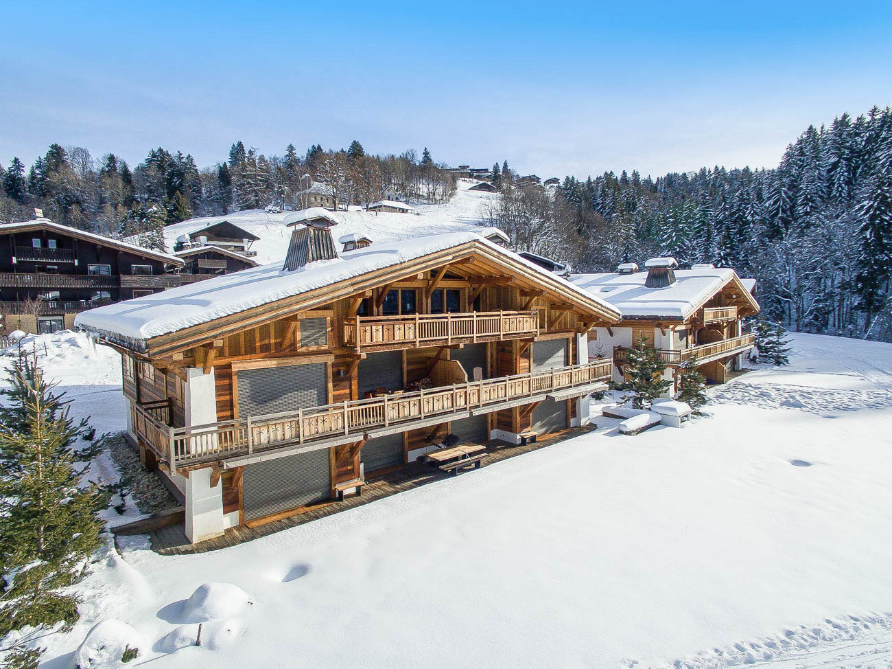 megeve location Morjane