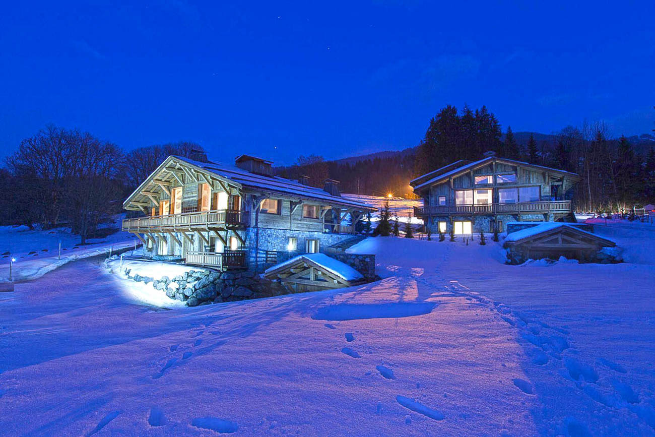 chalet megeve Pacey